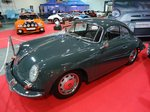 Porsche 356 auf der International Motor Show in Luxembourg, 22.11.2015