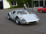 Porsche 904 Carrera GTS in der Straßenversion.