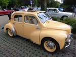 Renault 4 CV, Vintage Cars & Bikes in Steinfort am 06.08.2016