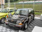 Renault 5 Turbo, Rennvariante, fotografiert am 13.09.2014.