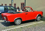 Trabant 601 S Cabrio in Bad Münstereifel - 05.06.2016