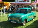 Trabant 601 Pick-Up-Umbau