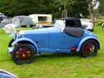 Amilcar CGSS bei den Luxembourg Classic Days in Mondorf am 03.07.2016