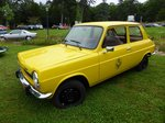 Talbot-Simca 1100 des Luxemburger Postmuseums bei den Luxembourg Classic Days in Mondorf am 02.07.2016