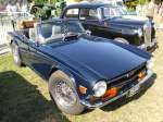 Triumph TR6, Vintage Cars & Bikes in Steinfort am 02.08.2015