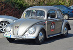 VW Käfer 1954 in Erftstadt-Liblar - 26.03.2016