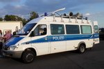 =MB Sprinter als Lautsprecherkraftwagen der Bundespolizei, September 2016