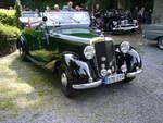 Einer von 530 gebauten Mercedes Benz W136 OTP, wie er in den Jahren von 1950 bis 1953 von verschiedenen Polizeidirektionen im Bundesgebiet angeschafft wurde.