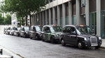 London Taxis am 14.6.2016 in London /