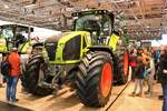 Claas Axion 930 am 16.11.19 auf der Agritechnica in Hannover