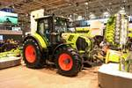 Claas Arion 530 am 16.11.19 auf der Agritechnica in Hannover