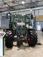Fendt Vario 313 am 06.08.15 im Fendt Forum Marktoberdorf