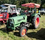 =Fendt Farmer, gesehen in 36088 Hünfeld-Michelsrombach im September 2016