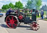 Rumely Oil Pull Tractor in Odendorf - 13.05.2012