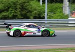 Ferrari Challenge Europa Training am 16.6.2016.