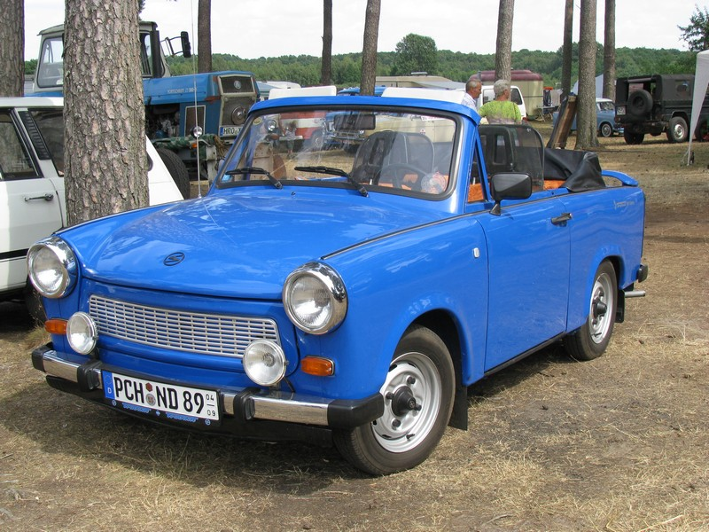 trabant 601 kaufen