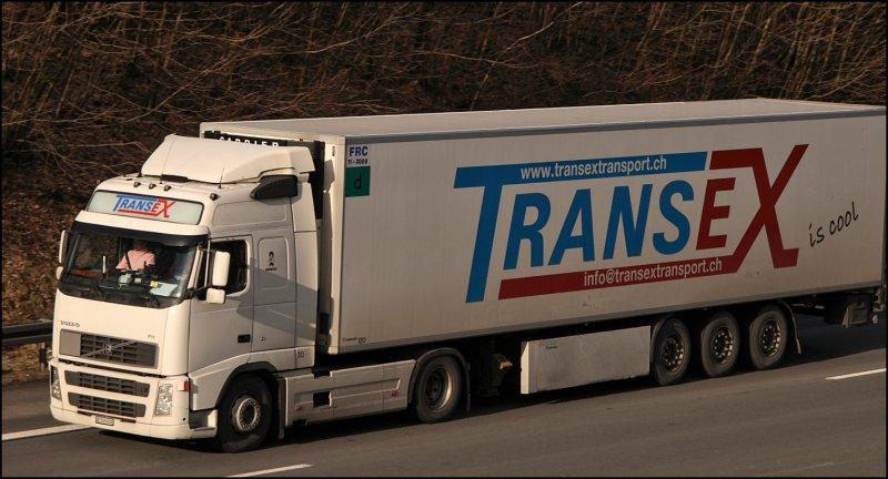 Spedition Möbel Deutschland Schweiz ~ TranSEX Dieser VOLVO FH 480PS der schweizer Spedition ist in