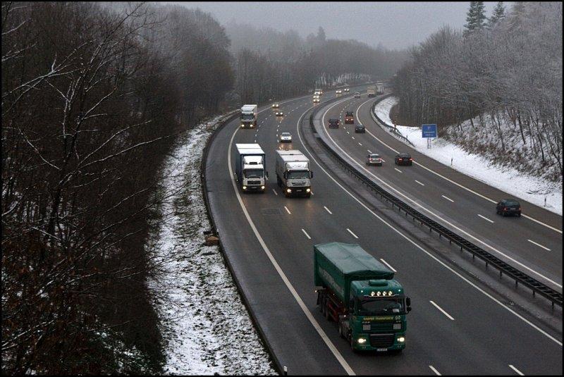 A45 Verkehr