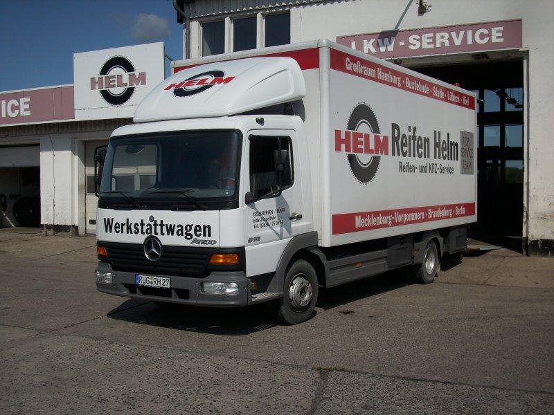 Lkw mercedes benz 245 for Mercedes benz helms