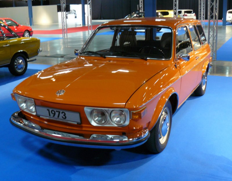 Typ 411, 412 Fotos - Fahrzeugbilder.de